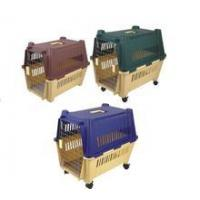 China cage pet/dog cage with wheels/pet display cage wholesale