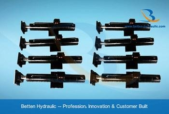 China Crane Outrigger Hydraulic Cylinders