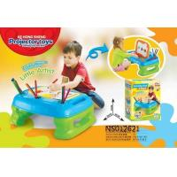 5 -7 YEARS 2 IN 1 PAINTING LEARNING DESK