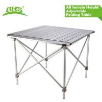 China OutdoorLeisureset BRS-Z31 All Terrain Height Adjustable Folding Table wholesale