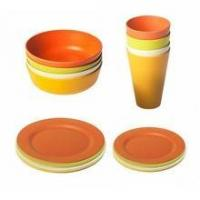 China Tabletops Bamboo Dinnerware on sale