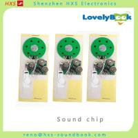 China Sound module for greeting card Product model:HXS-0018 wholesale