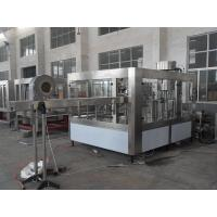 China PET bottle carbonated soft drink filling machine wholesale