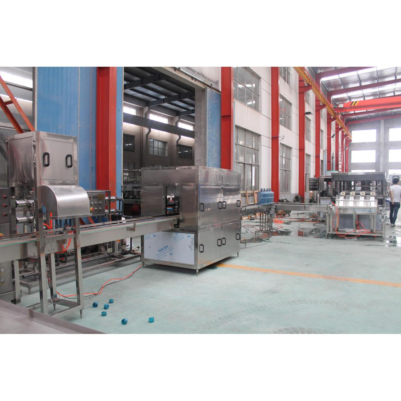 China 600BPH 5 gallon production line wholesale