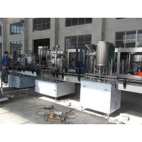 China PET bottle linear carbonated soft drink filling machine wholesale