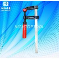 China Stone Diamond Tools Normal Wood Handle F type Clamp on sale