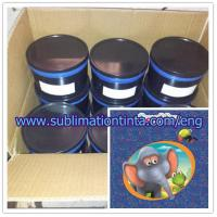 Thermal transfer ink for silk screen