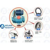 China 250 Biogas Compressor Booster Roots Rotary Lobe Blower ISO Lobe Type Blower on sale
