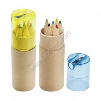 China pencil set with sharpener wholesale