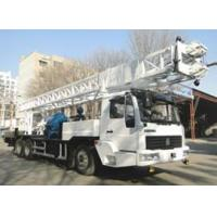 China Water-well Drilling Rig SZJ-400Truck-mounteddrillingrigs wholesale