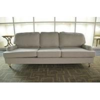 Buy cheap Classic Upholstered Fabric Sofa with Slipcover, Living Room Fabric Sofa Set from wholesalers
