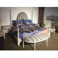 China Ameican Style & European Style Living Room Furniture, Antique Wooden Bed, Wooden Furniture Bed wholesale