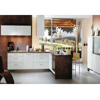 China Melamine Kitchen Cabinets wholesale