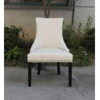 Buy cheap Wood & Fabric Material and Living Room Furniture Specific Use Wooden Chair/Relaxing Chair from wholesalers