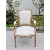 China French Style Hot Sale Modern Oak Solid Wood Leisure Dining Chair Windsor, Windsor Chair on sale