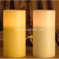Buy cheap Real wax flame free LED candles set from wholesalers