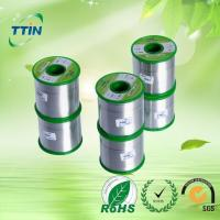China Lead-free plated stainless steel solder wire (T-type rosin series) wholesale