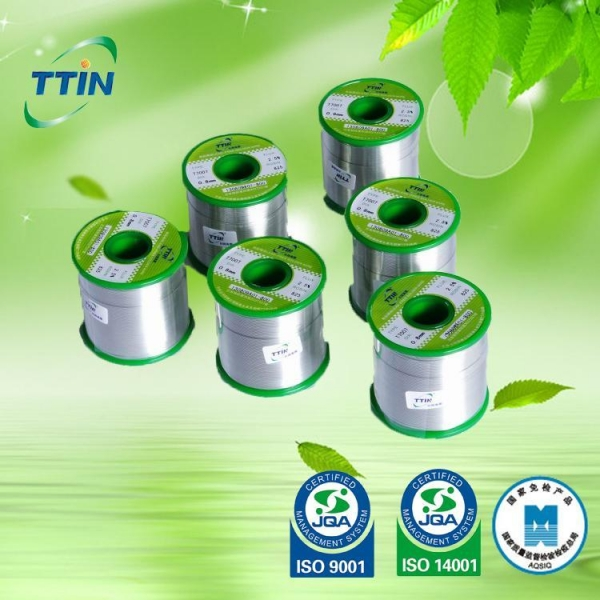 Quality Unleaded solid core solder wire (the rosin Series) for sale