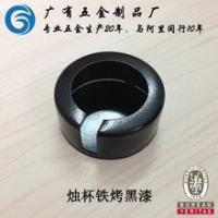 China High Quality Black Candle Holders for Sale LA61003 wholesale