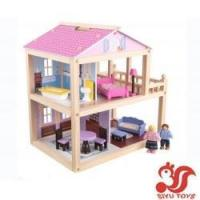 Musical toys KidKraft Country Lane Cottage Dollhouse Model No.: SY19003
