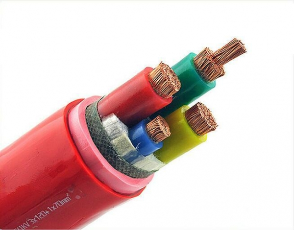Power Cable Insulation Types : Silicon rubber insulated temperature resistant power