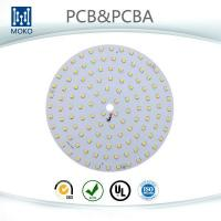Buy cheap Energy Saving LED Lamp Assemble Service, RoHS Qualified Circuit Card For LED from wholesalers