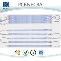 Buy cheap RoHS Approved PCBA For LED Light, Led Circuit Board Assemble from wholesalers