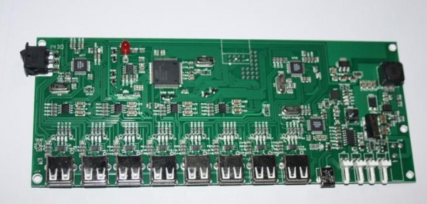 Quality Customized Remote Control Transmitter And Receiver PCBA Circuit for sale