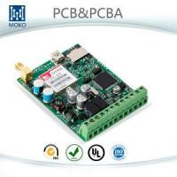 Buy cheap gps car tracking device Customized Sim908 GPS Tracking Board ,GPS Tracker PCBA In Shenzhen from wholesalers