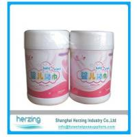 China 100CT Canister Baby Soft Wipes FDA Approved wholesale
