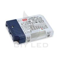 China Accessory Meanwell 0~10VDC Dimmable LED Driver 40W Multiple-Stage Output Current wholesale