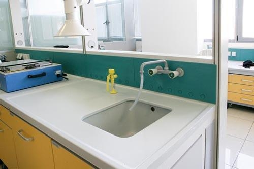 Laboratory Countertop Materials : Ceramic board countertop lab bench furniture equipment