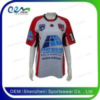 China Rugby uniform Sports team wear rugby football jerseys on sale