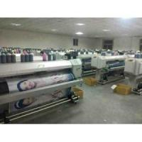 3.2m Large Format Inkjet Printer For Advertising Fabric Banner Print