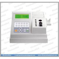 Buy cheap Medical equipment Coagulation analyzer WML400A from wholesalers