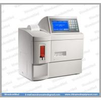 Buy cheap Medical equipment Electrolyte analyzer WML410A from wholesalers