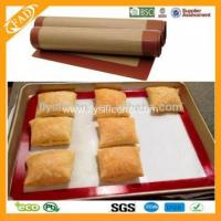 China 16.5'' High Quality Wholesale Silicone Baking Mat FYD-4841 wholesale