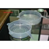 China best selling silicone suction lids cover for bowl wholesale