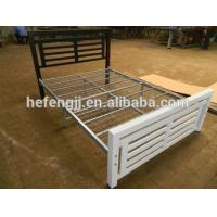 China 2016 New Model Metal Frame Bed with Strong Construction wholesale
