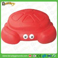 China PE Crab Form Children Sand Box on sale