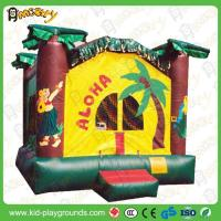 China Forest Mini Inflatable Jumper For Sale on sale