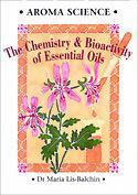 China Books Aroma Science - The Chemistry & Bioactivity of Essential Oils on sale