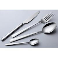 China 18/10 stainless steel flatware set wholesale