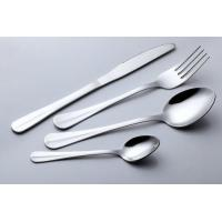 China 18/0 cutlery set with color box on sale