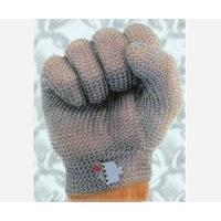 China Chain Mail Safety Gloves wholesale
