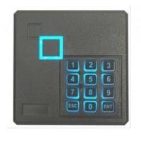 China Standalone door access control touch keypad rfid reader wholesale