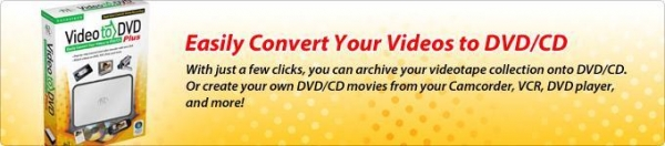 Quality Video to DVD Plus for sale