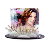 Buy cheap CD-051 L shape acrylic lipstick display cosmetic stand from wholesalers