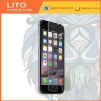 China LITO 0.33mm tempered glass for iphone 6/6s wholesale