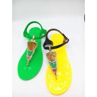 China New Design Lady Fancy Sandals Durable Comfortable Lady Shoes wholesale